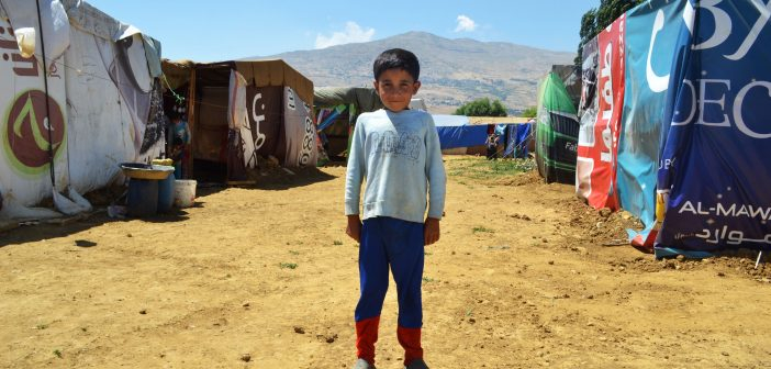 Hunger in Lebanon Intensifies as Refugee Numbers Rise