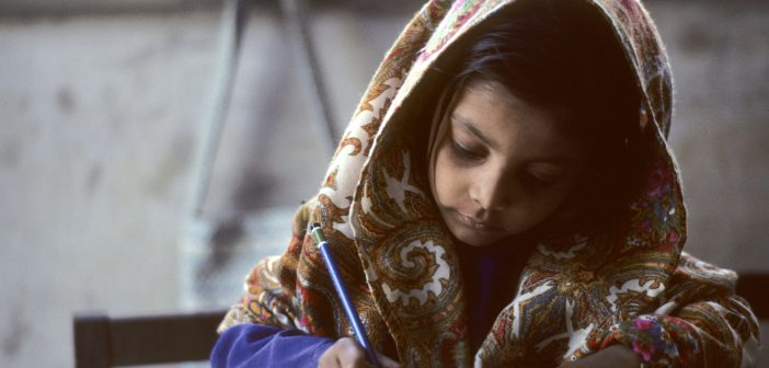Why Equal Education and Women's Rights Are One and the Same