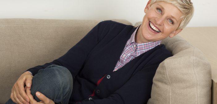 Ellen DeGeneres Lends a Hand to Global Causes
