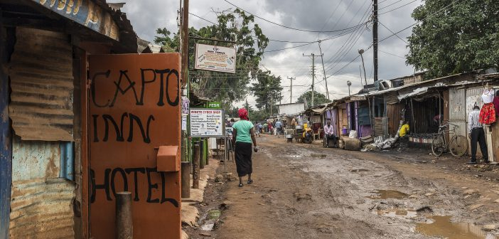 Poverty in Sub-Saharan Africa