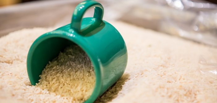 Rice Goes Last Stop Hunger Now's Supply Chain Produces More Than Just Meals