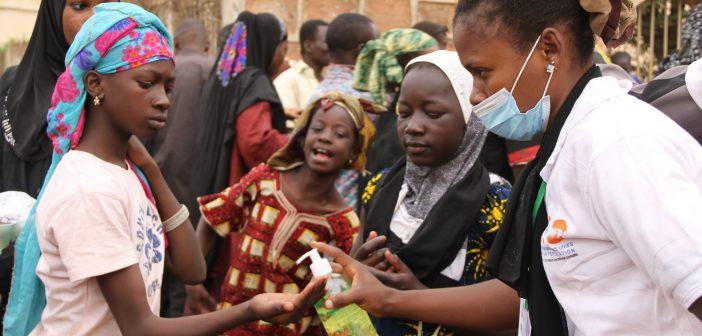 USAID's Washplus Program in Mali
