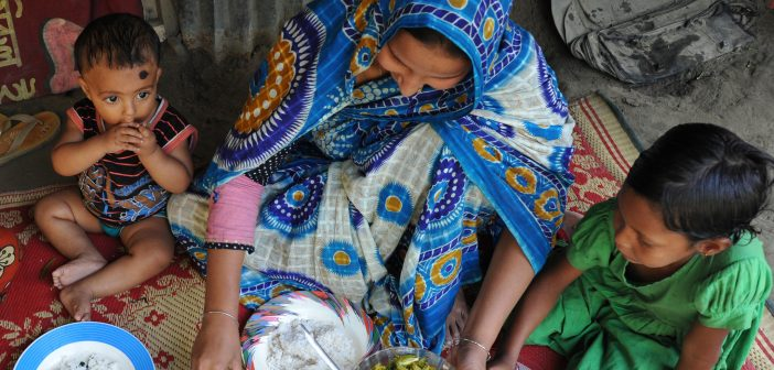 Victories in Decreasing Bangladesh's Child and Maternal Death Rates