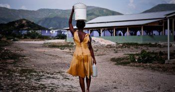 Working in Haiti
