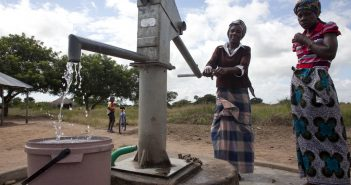 A Rural Water Market: Inadequate Water Availability