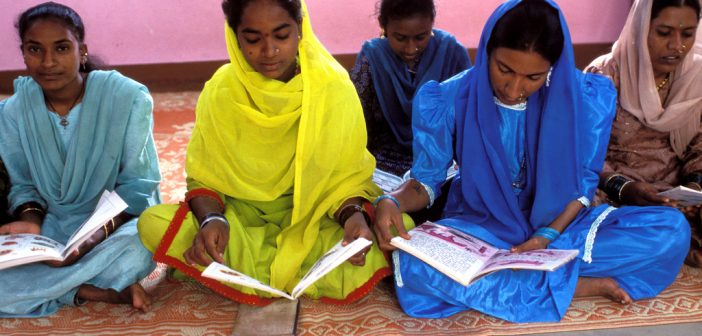 Bicycles: Powering Development and Education in India
