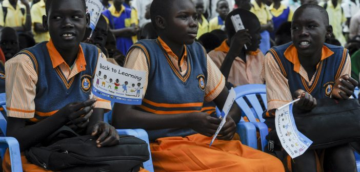 Girls' Education in South Sudan Strives for Success