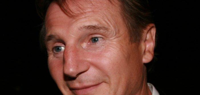 Liam Neeson's Visit to Za'atari