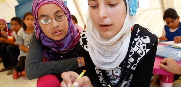 Overcoming Education Challenges for Refugee Children