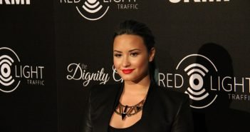 Demi Lovato Visits Kenya in Support of WE Charity
