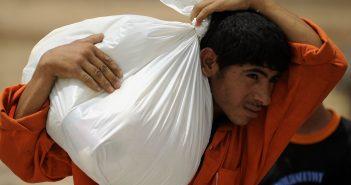 Aid to Mosul Underway