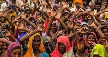 Woman India
