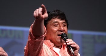 Jackie Chan, Performing All His Own Stunts for Philanthropy