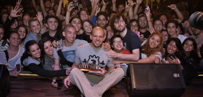 Residente of Calle 13 Takes His Advocacy Fight Global