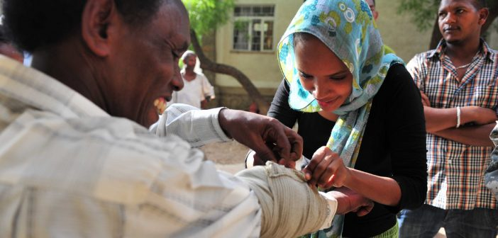 Sisu Global Health Rewarded for Handheld Blood Recycling Device