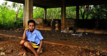 Tonga poverty