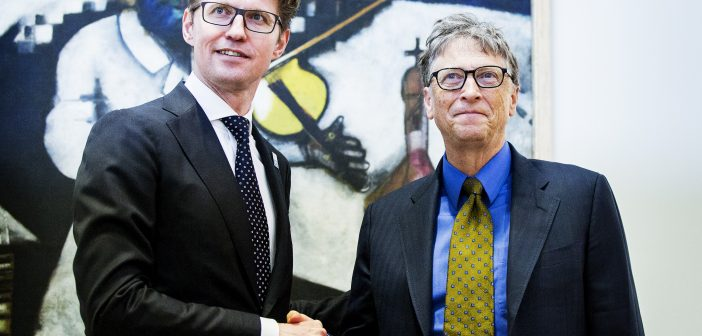 Bill Gates and John Cena Are Joining Forces to End Polio