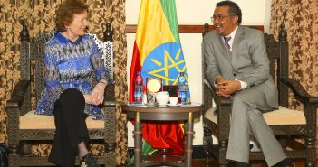 The New WHO Director-General Dr. Tedros of Ethiopia