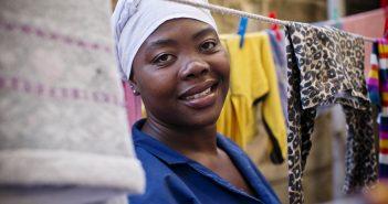 Kenya woman