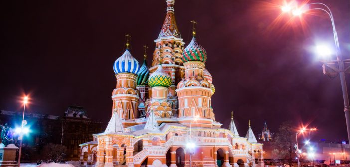 International Quarrel over Human Rights in the Russian Federation