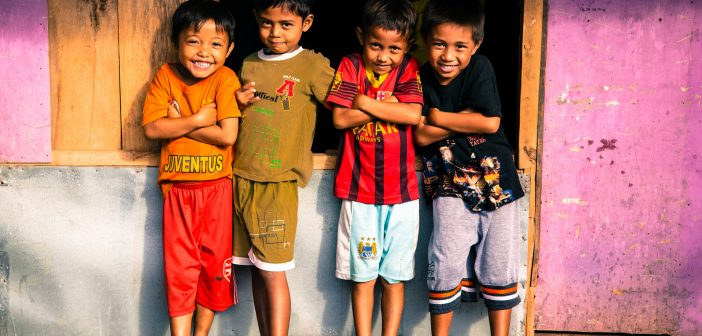 How to Help People in Indonesia