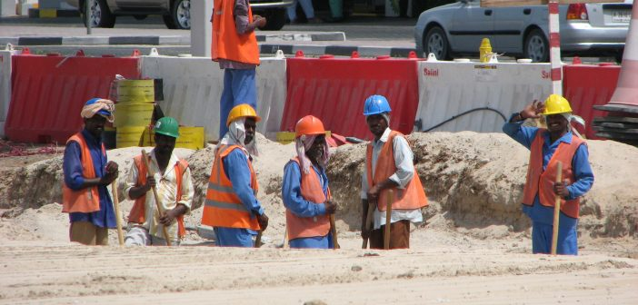 Poverty in Dubai