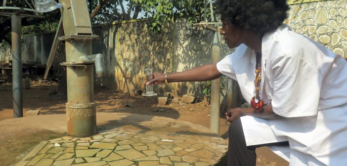 Water Quality in Central African Republic