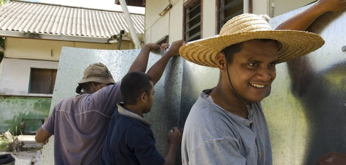 causes of Poverty in Nauru
