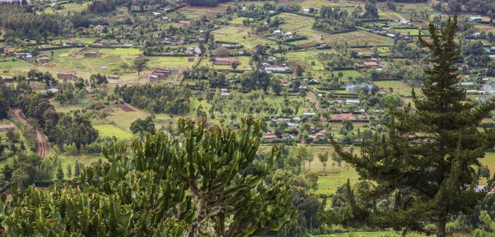 Funding Climate-Smart Agriculture in Kenya