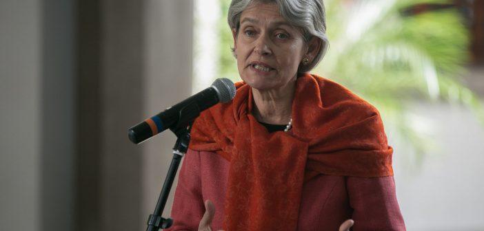 UNESCO: Irina Bokova