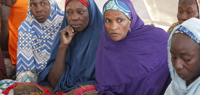 Hunger in the Central African Republic of Chad