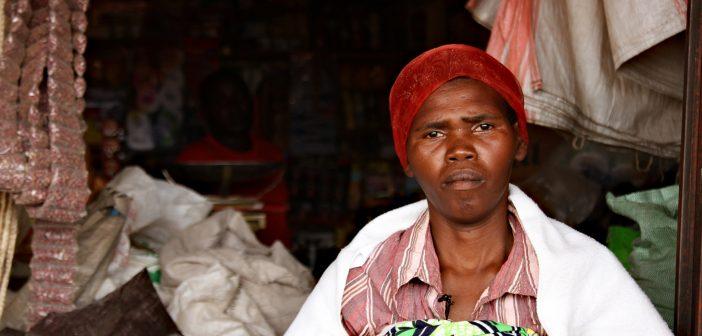 Hunger in Rwanda