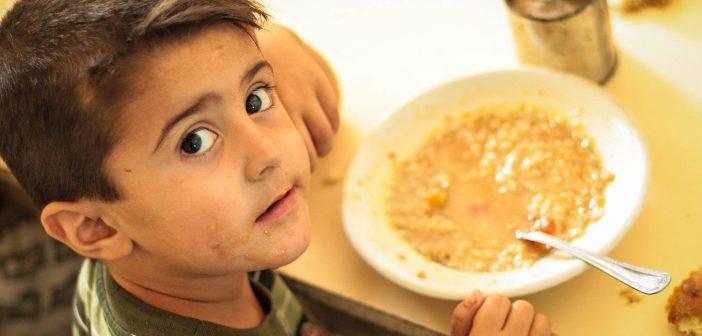 Shrinking Meals, Growing Deserts: Hunger in Tajikistan