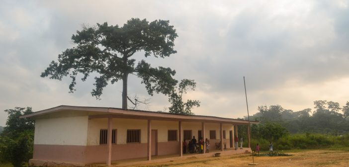 Education in Gabon