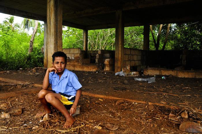 Hunger in Tonga