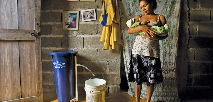 water quality in the Dominican Republic