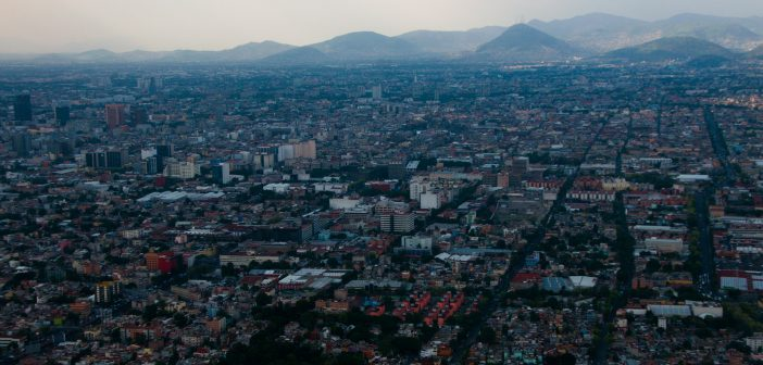 Infrastructure in Mexico Exciting Projects but Not for the South