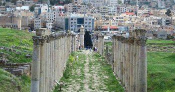 Infrastructure in Jordan