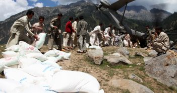 Food Airdrops in Conflict Zones: How Do They Work?