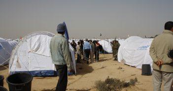 Humanitarian Aid in Libya