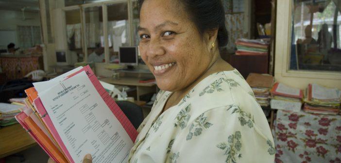 Women's Empowerment in Kiribati