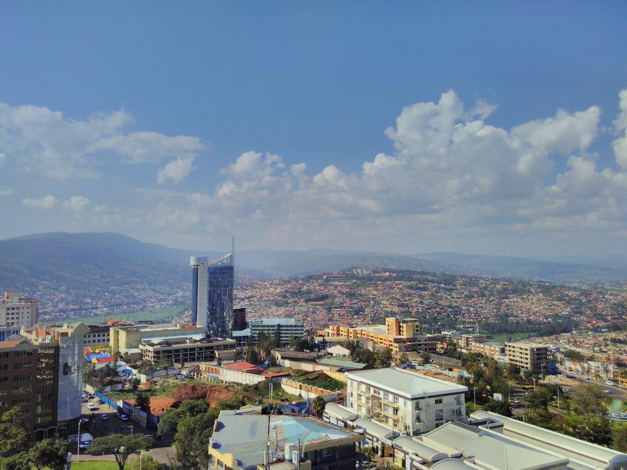 infrastructure  rwanda  major progress borgen