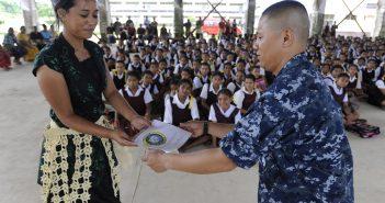 Humanitarian Aid to Papua New Guinea
