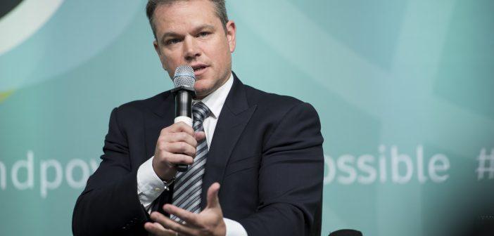 Matt Damon's Water.org