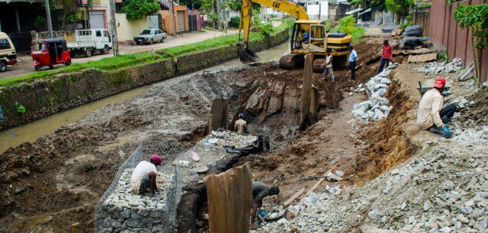 development projects in sri lanka