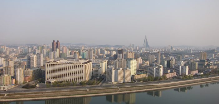 aid organizations in North Korea