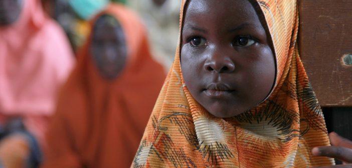 Providing education to Nigeria's children