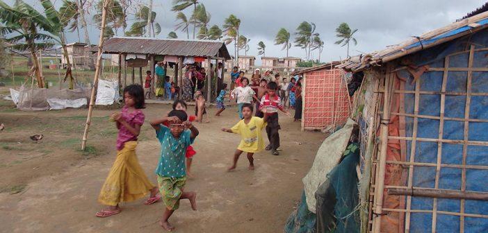 homes for rohingya