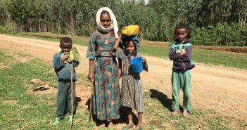 A Helping Hand with Poverty in Africa