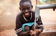 Julianne Hough Builds Wells in African Villages